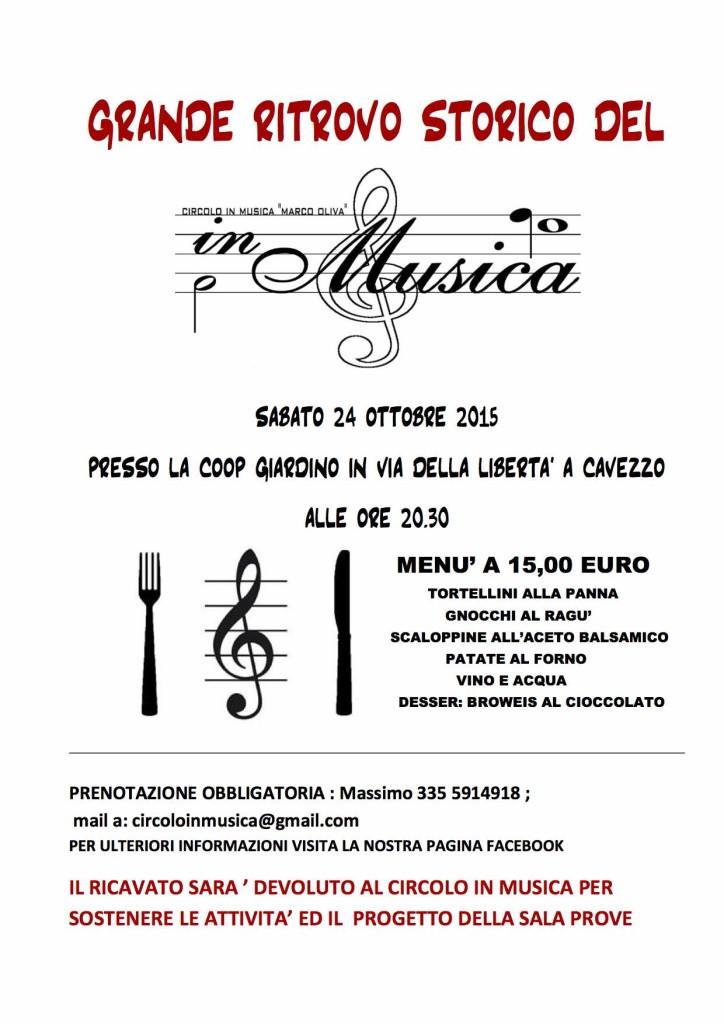 LOC. IN MUSICA GRAN RITROVO 1